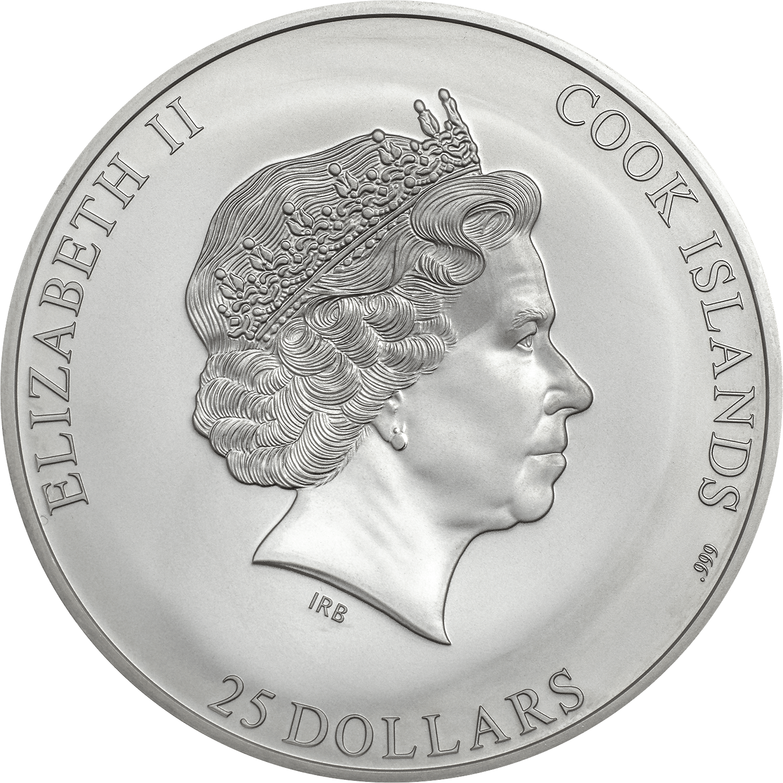 CK 25 dollars 2019