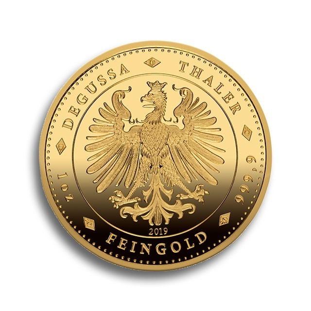 DE Medaille 2019