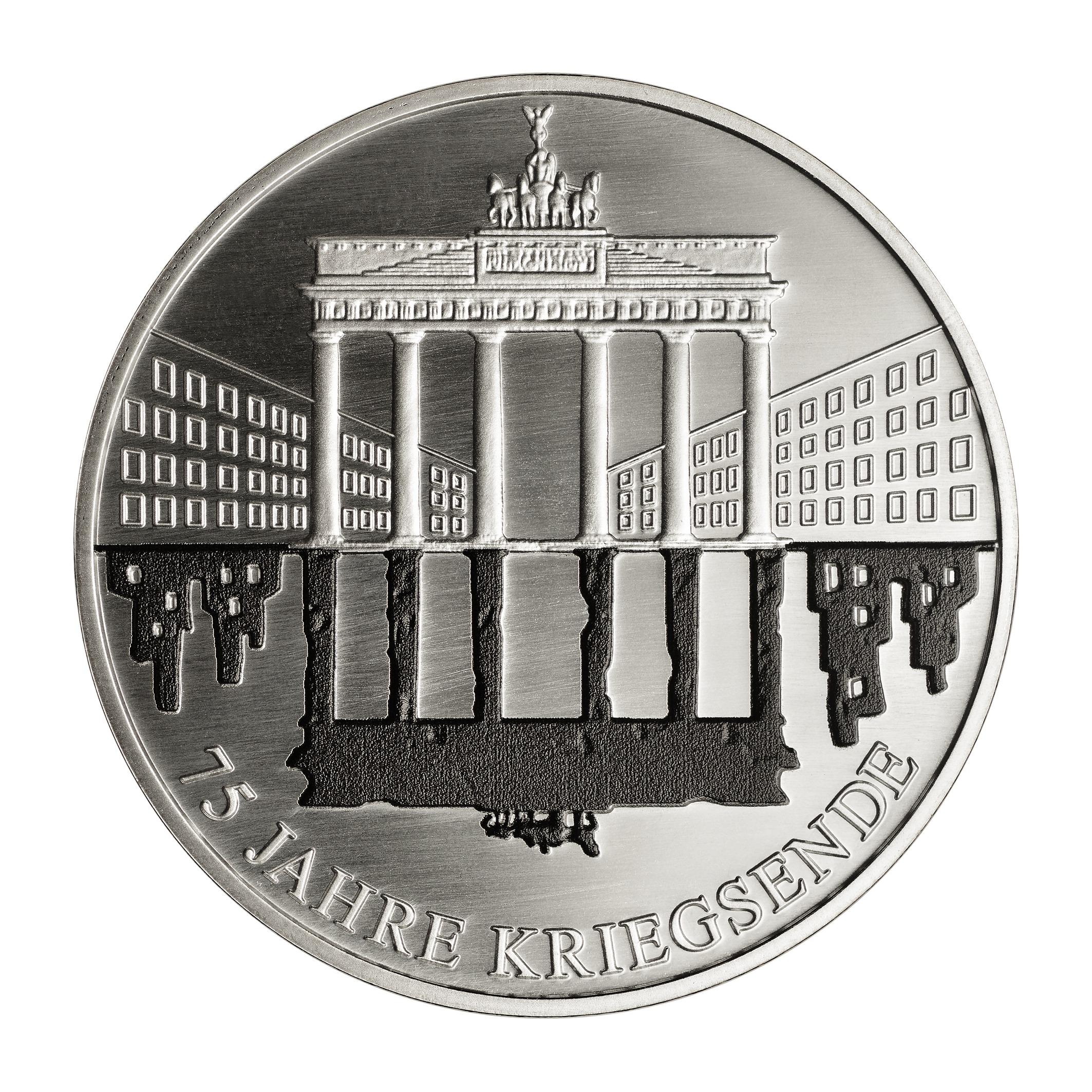 DE Medaille 2020 No mintmark
