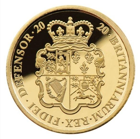 SH 20 Pence 2020 E∙I∙C