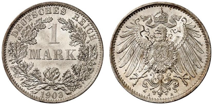 DE 1 Mark 1903 A