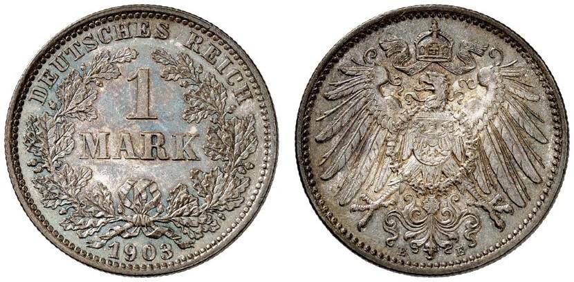 DE 1 Mark 1903 E