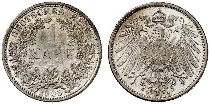 DE 1 Mark 1903 F
