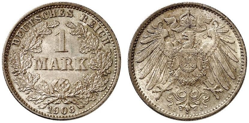 DE 1 Mark 1903 J