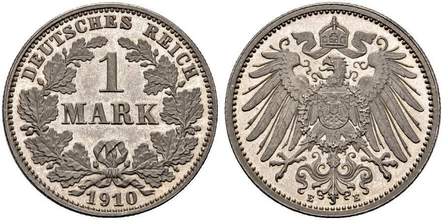 DE 1 Mark 1910 E