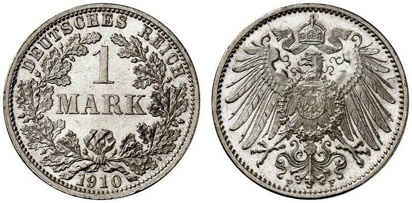 DE 1 Mark 1910 F