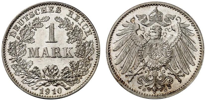 DE 1 Mark 1910 G