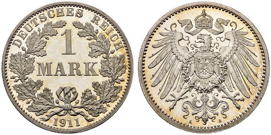 DE 1 Mark 1911 A