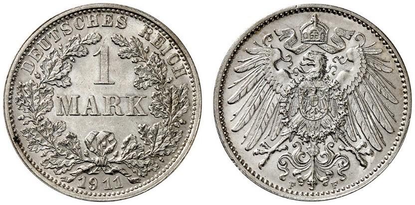 DE 1 Mark 1911 F