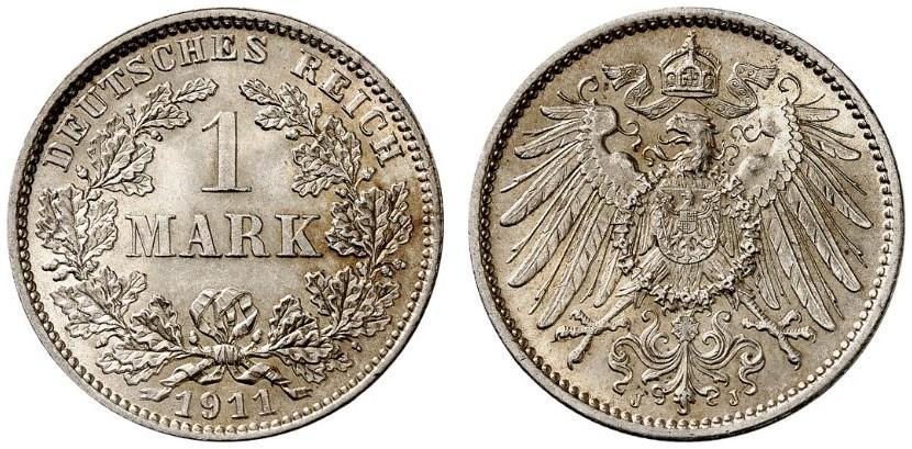 DE 1 Mark 1911 J