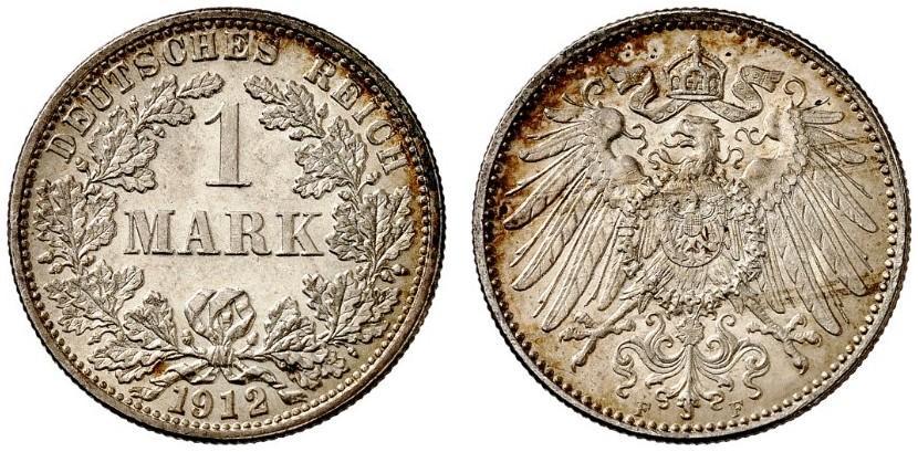 DE 1 Mark 1912 F