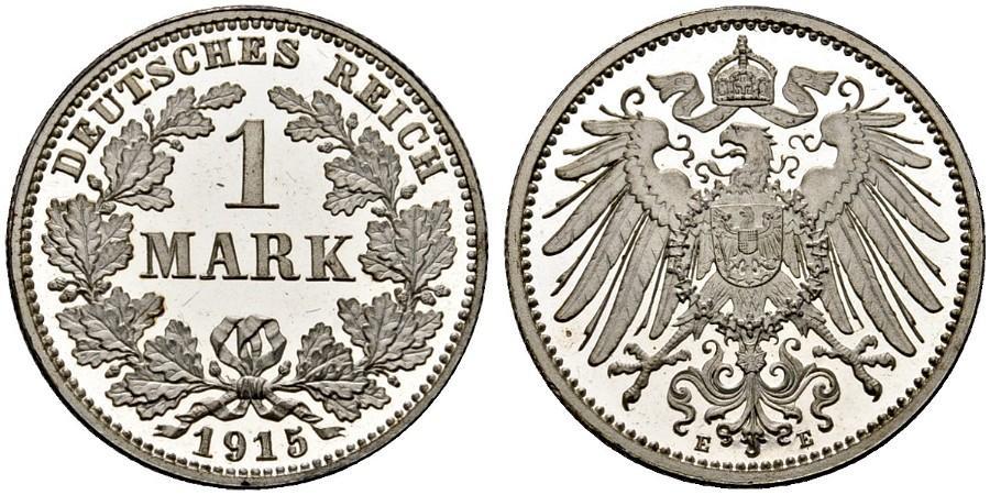 DE 1 Mark 1915 E