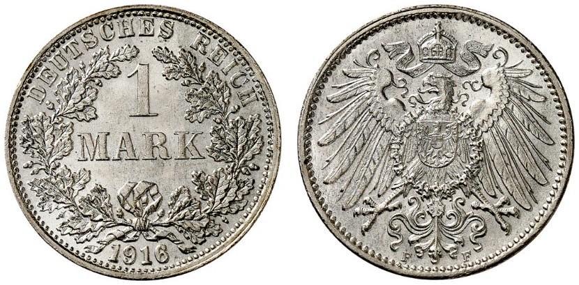 DE 1 Mark 1916 F