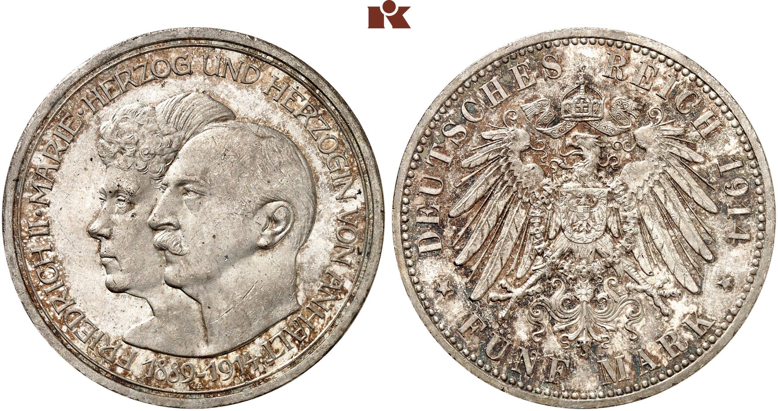 DE 5 Mark 1914 A