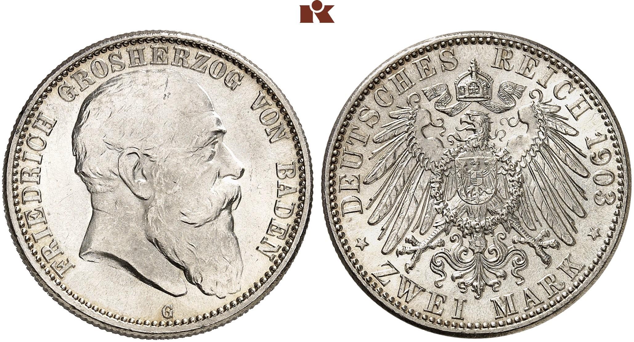 DE 2 Mark 1903 G