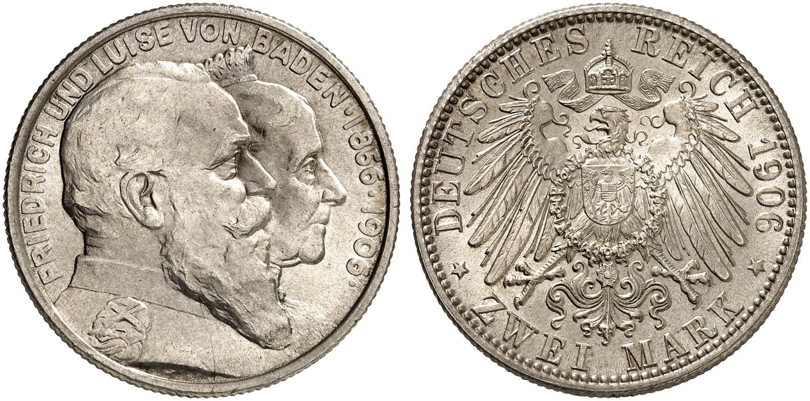 DE 2 Mark 1906 G