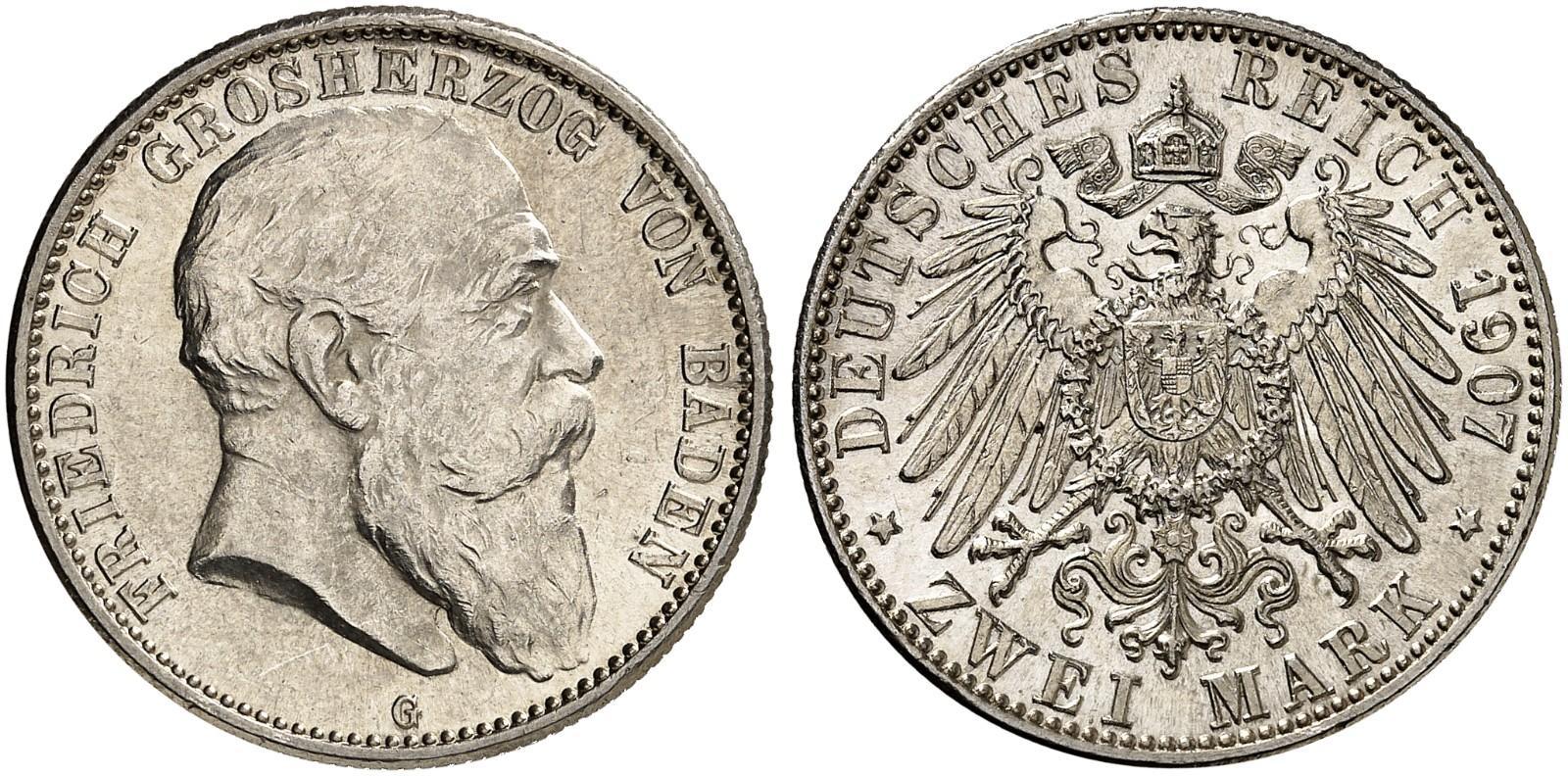 DE 2 Mark 1907 G