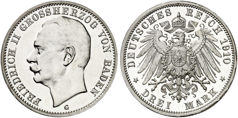 DE 3 Mark 1910 G