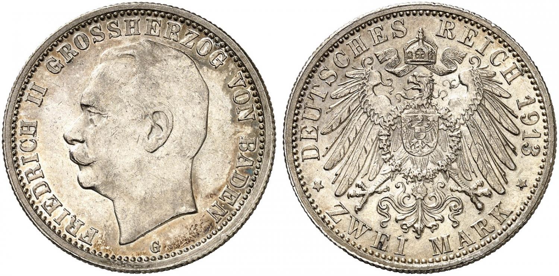 DE 2 Mark 1913 G