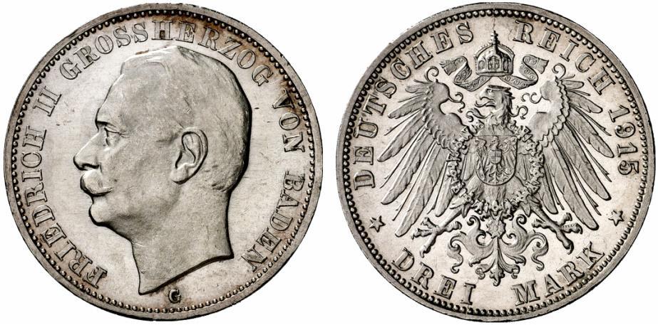 DE 3 Mark 1915 G