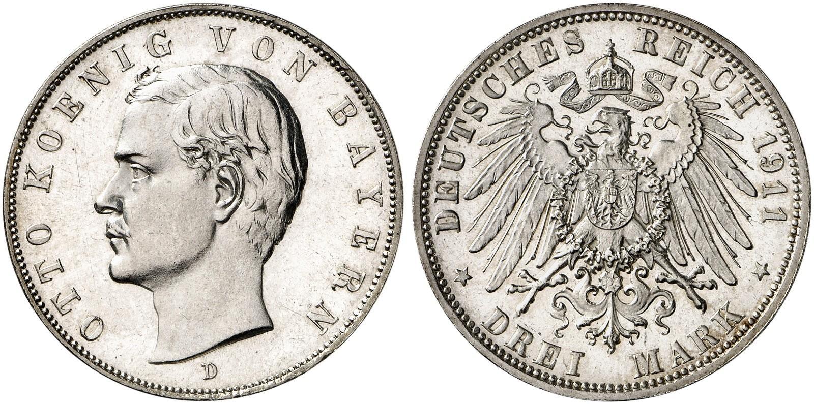 DE 3 Mark 1911 D