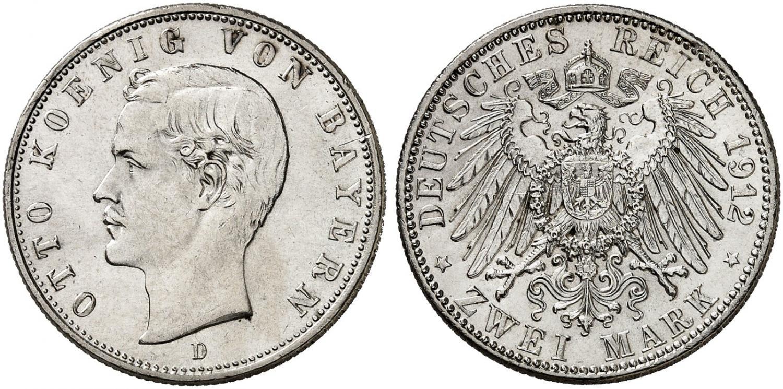 DE 2 Mark 1912 D