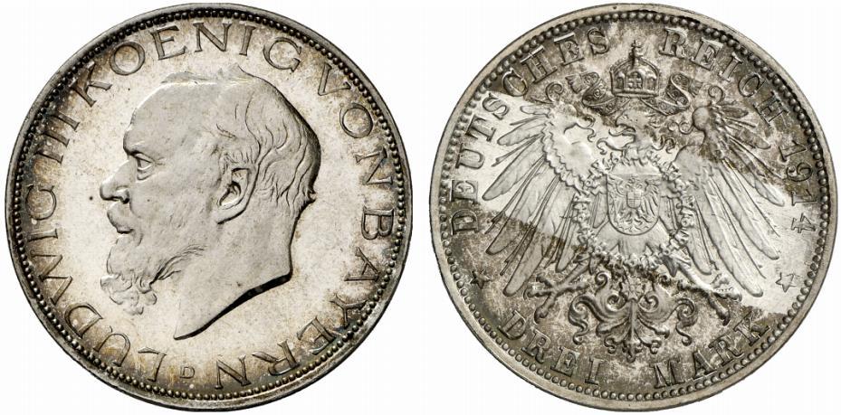 DE 3 Mark 1914 D