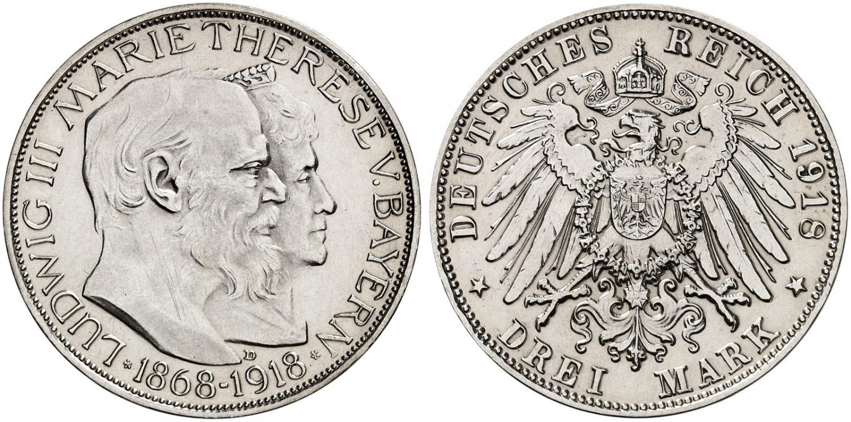 DE 3 Mark 1918 D