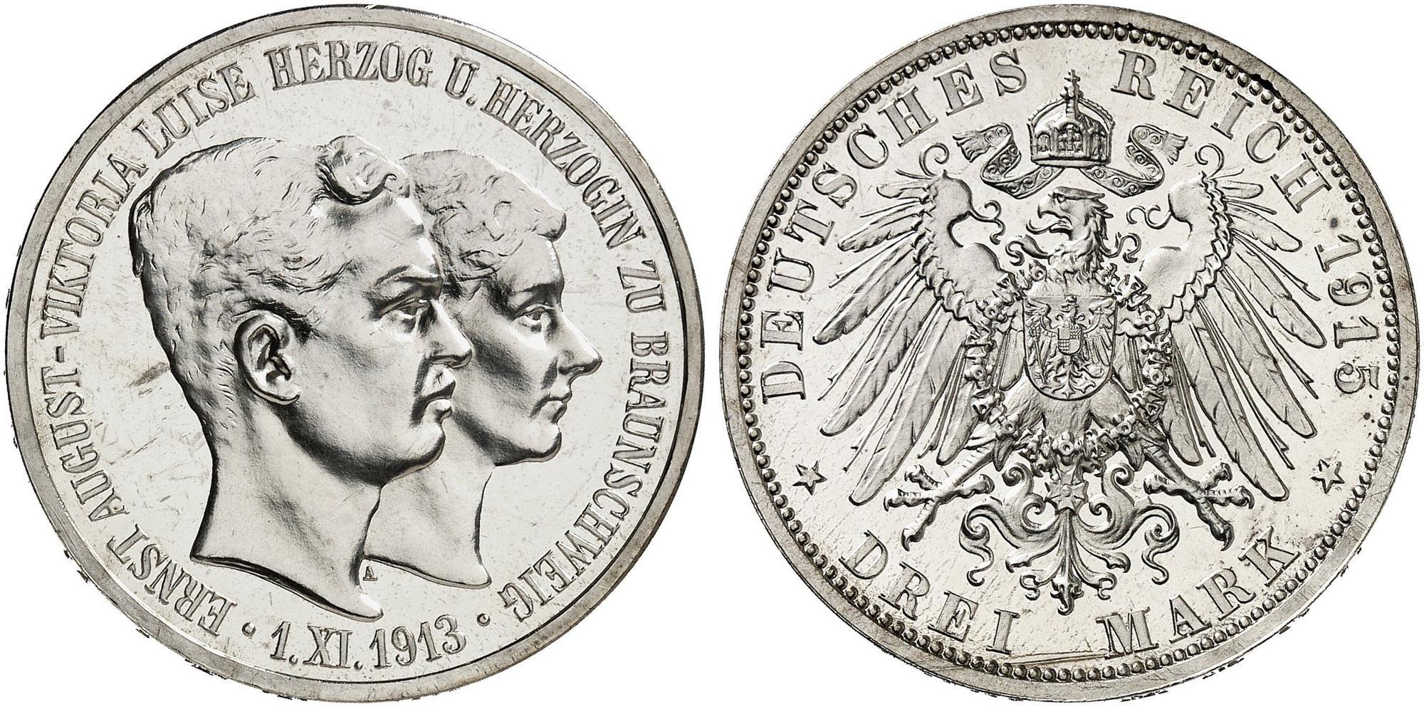 DE 3 Mark 1915 A