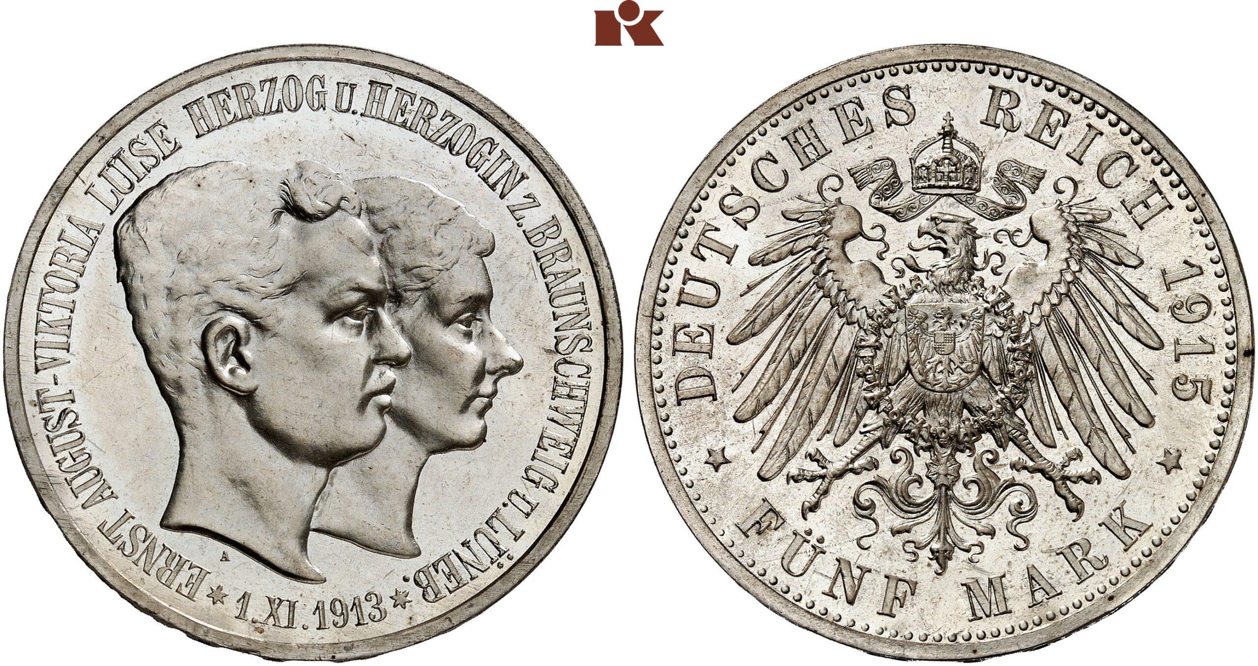 DE 5 Mark 1915 A