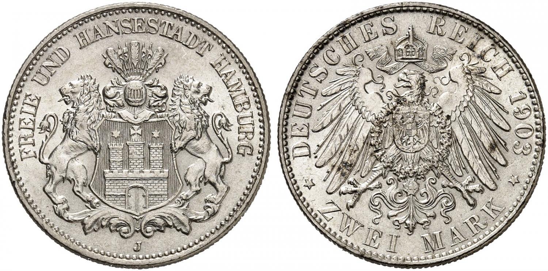 DE 2 Mark 1903 J