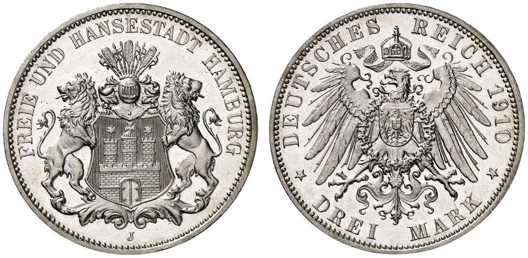 DE 3 Mark 1910 J