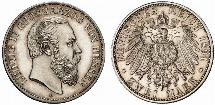 DE 2 Mark 1891 A