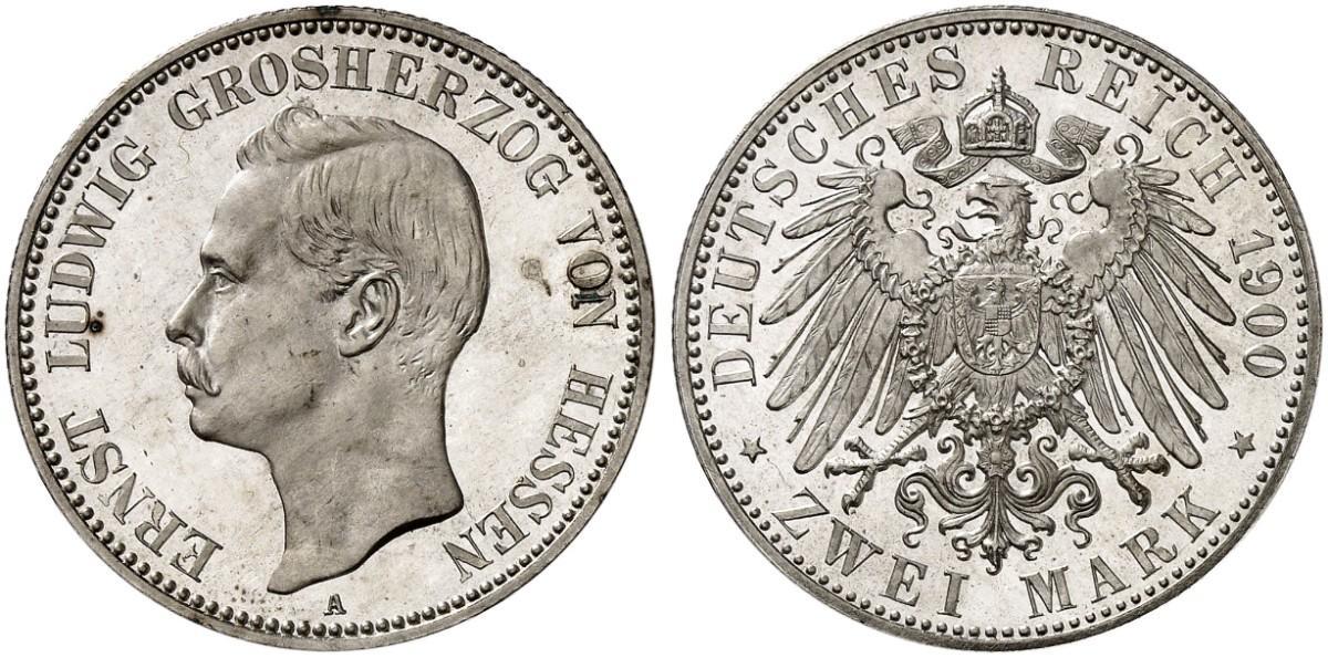 DE 2 Mark 1900 A