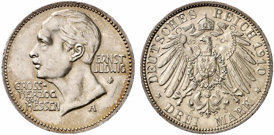 DE 3 Mark 1910 A