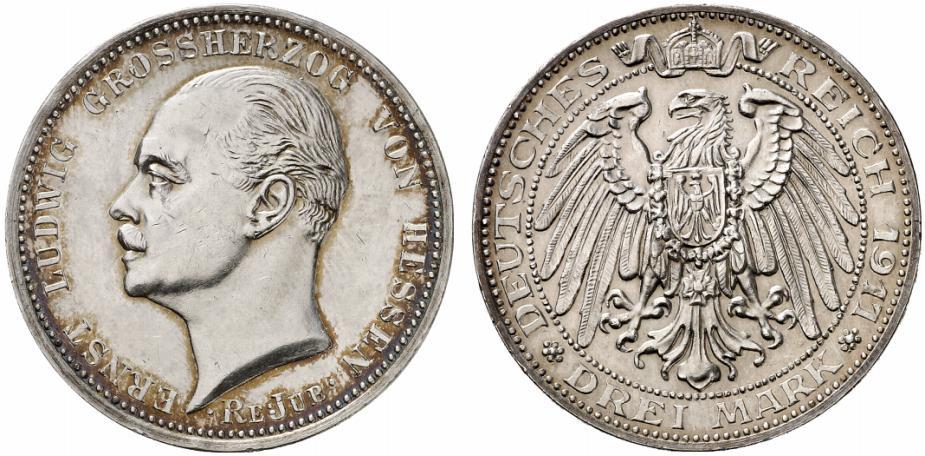 DE 3 Mark 1917 A