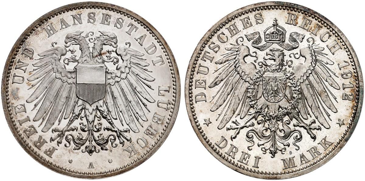 DE 3 Mark 1912 A