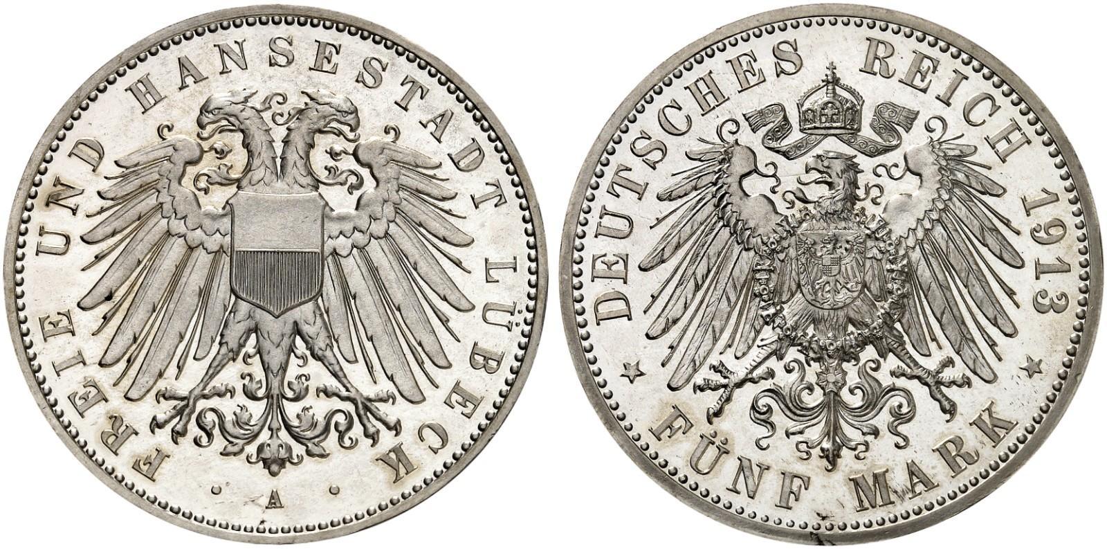 DE 5 Mark 1913 A