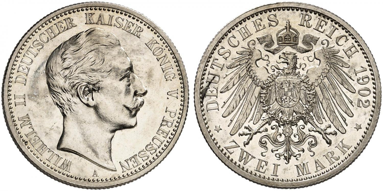DE 2 Mark 1902 A