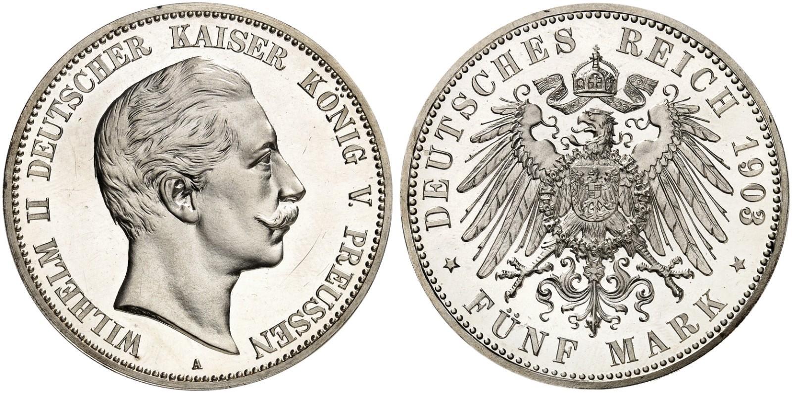DE 5 Mark 1903 A