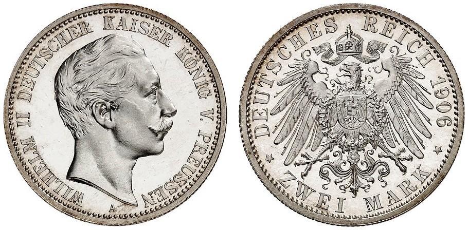 DE 2 Mark 1906 A