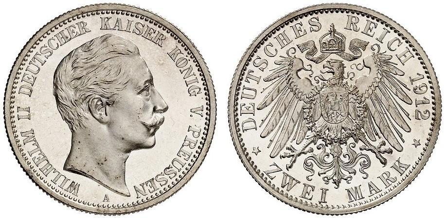 DE 2 Mark 1912 A