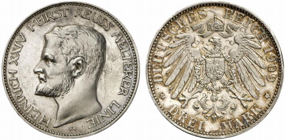 DE 3 Mark 1909 A