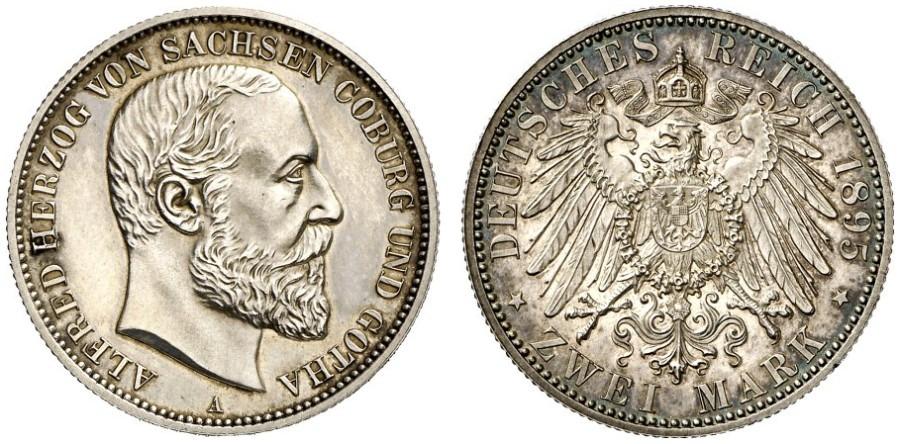 DE 2 Mark 1895 A