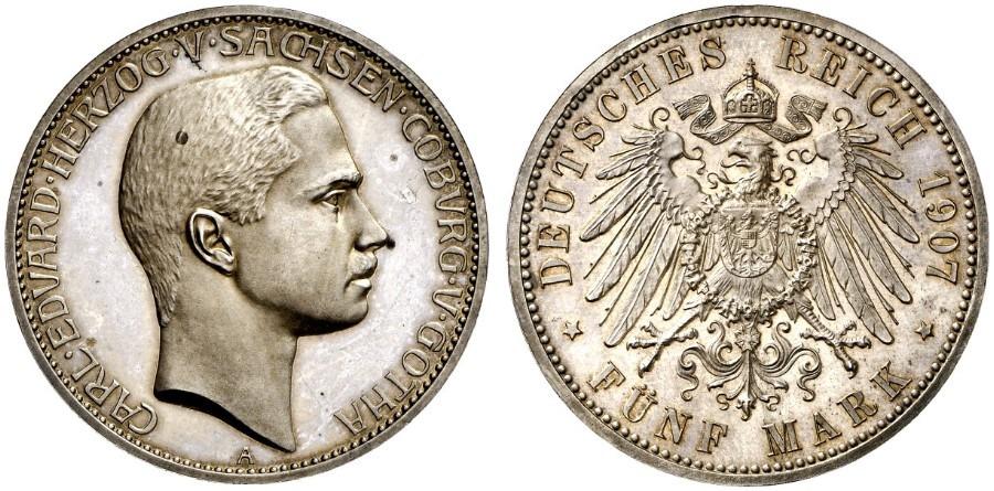 DE 5 Mark 1907 A