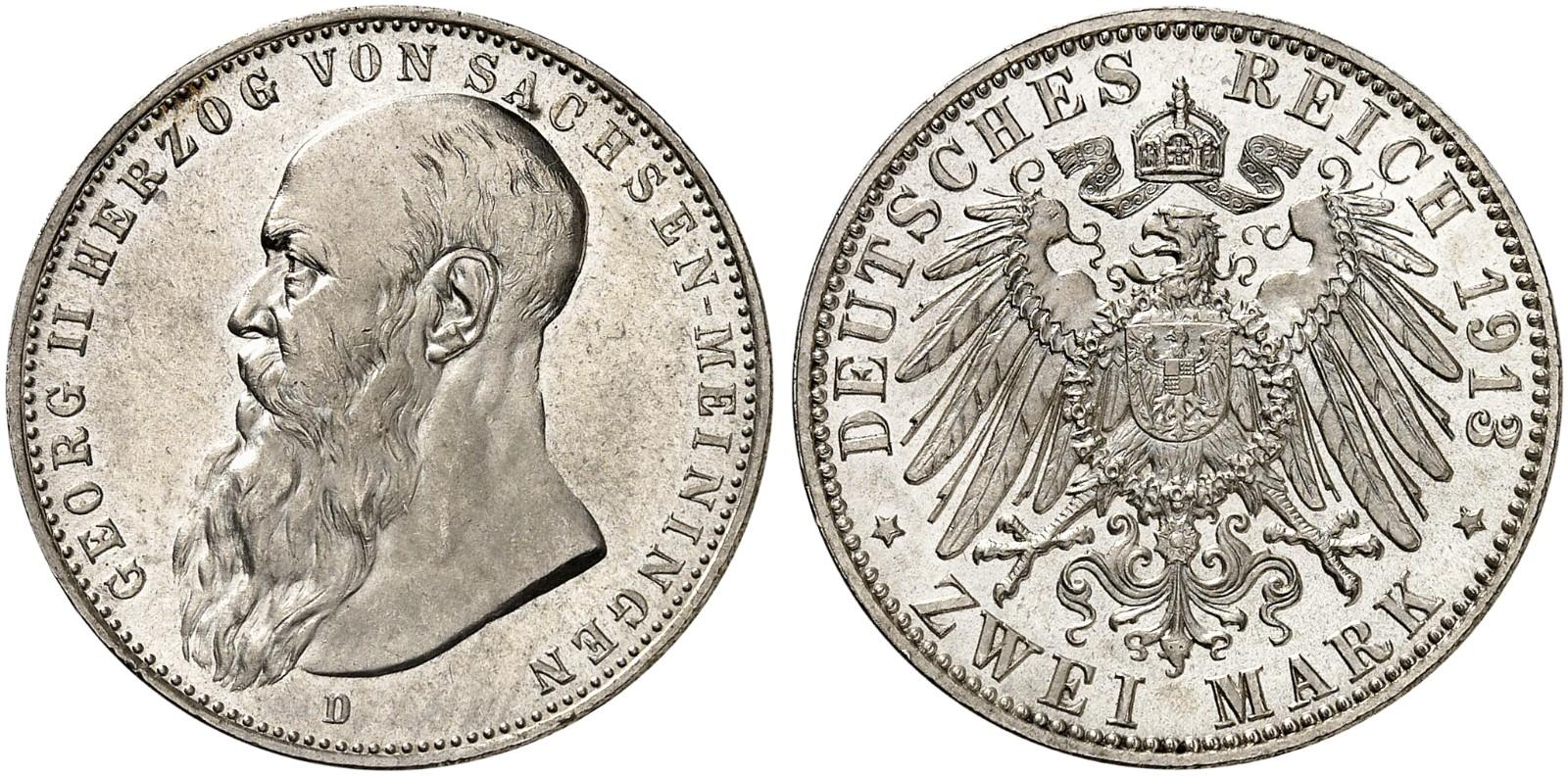 DE 2 Mark 1913 D