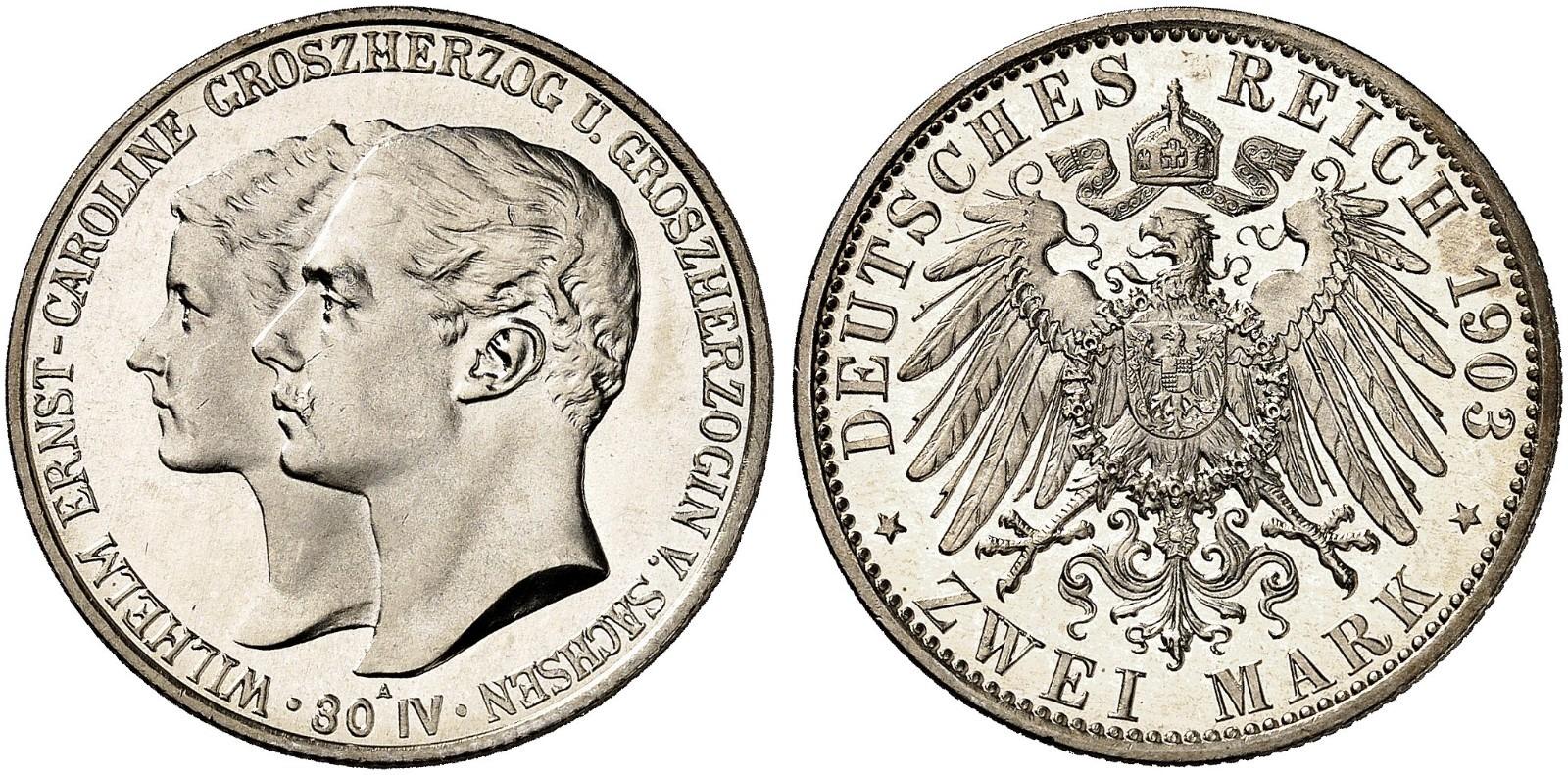 DE 2 Mark 1903 A