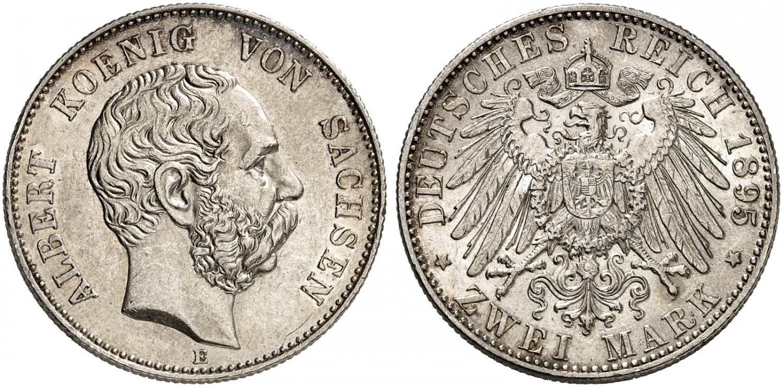 DE 2 Mark 1895 E