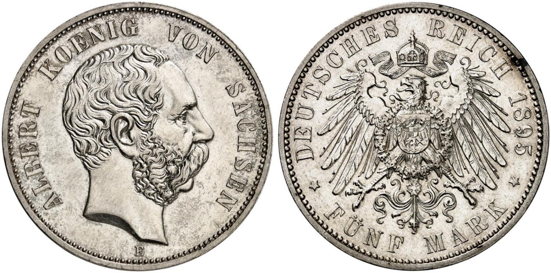 DE 5 Mark 1895 E