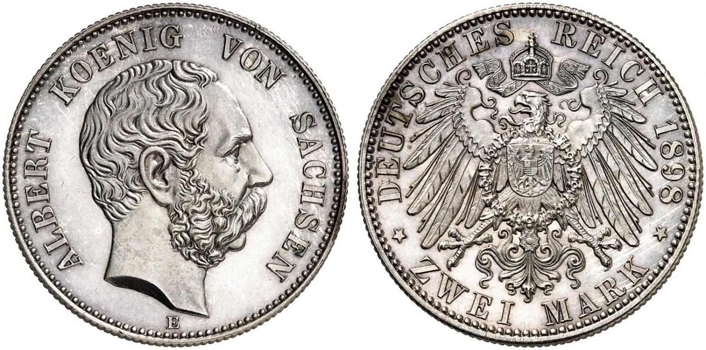 DE 2 Mark 1898 E